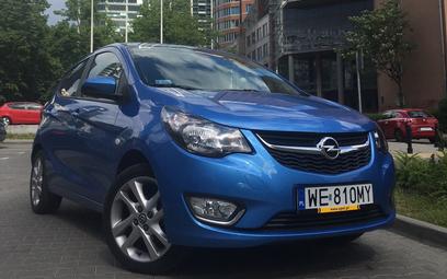 Opel Karl: Mały kumpel