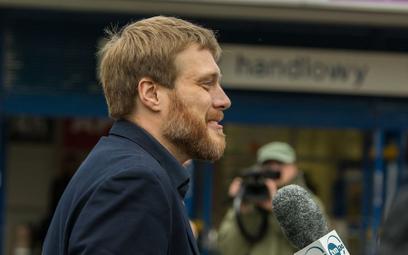 Adrian Zandberg proponuje Robertowi Biedroniowi koalicję