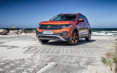 Volkswagen T-Cross: Wesoły szczeniak