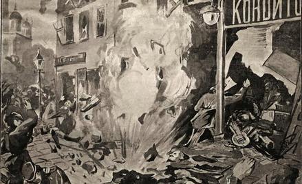 Piłsudski, wzmacniając Wydział Spiskowo–Bojowy PPS, przygotowywał bojówki do działań powstańczych. N