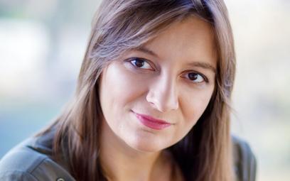 Emilia Rogalewicz, członek zarządu Benefit Systems, odpowiedzialna za strategię sprzedaży, rozwój pr