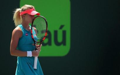 Urszula Radwańska pokonana przez Venus Williams
