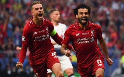Finał Ligi Mistrzów: Liverpool - Tottenham 2:0