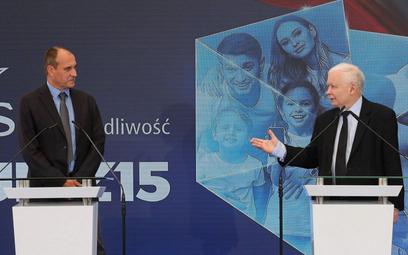 """Kaczyński: Nasi koledzy wesprą """"Polski Ład"""" PiS"""