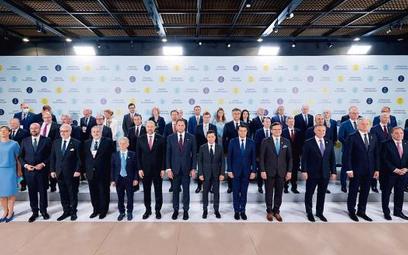 Na inaugurację Platformy Krymskiej do Kijowa przybyły delegacje z ponad 40 państw