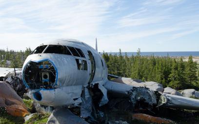 Dlaczego spadło tyle samolotów