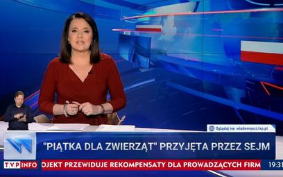 """Kryzys w koalicji. """"Wiadomości"""" TVP: rządowe układanki"""