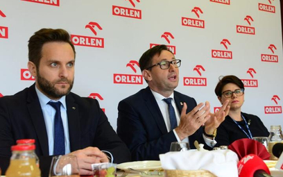 W ciągu najbliższych pięciu lat Orlen wyda w kraju na inwestycje w rozwój petrochemii 8,3 mld zł