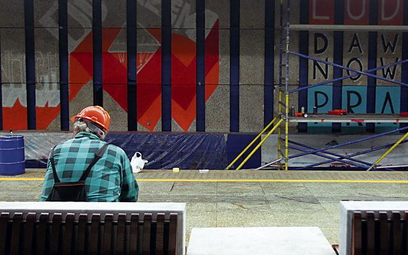 Działania artystów na Centralnym wzbudzają kontrowersje