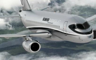 Business Jet Suchoja. Ulubiona maszyna Putina