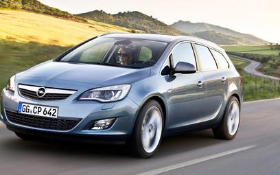 Trzyletni Opel Astra IV hitem poleasingowego rynku