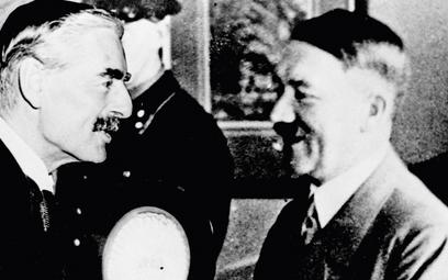 Po konferencji monachijskiej w 1938 r. w Londynie zapanowała euforia. Był to jednak bardziej oddech