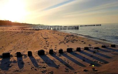Internautom najbardziej podobało się zdjęcie z plaży na Helu