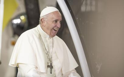 Papież modli się, by roboty zawsze służyły ludziom