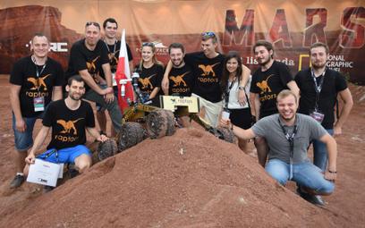III edycja European Rover Challenge: Pierwsze miejsce dla zespołu Raptors z Politechniki Łódzkiej