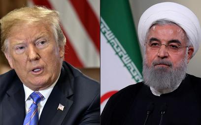 Trump: Teraz Iran musi martwić się o przetrwanie