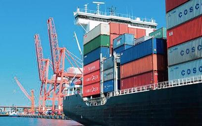 Morski transport towarów mocno zdrożał przez ostatnie 12 miesięcy