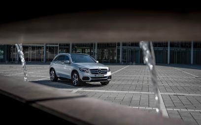 Mercedes GLC F-Cell: Wodorowe testowanie rynku