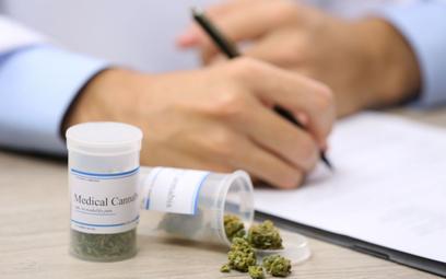 Medyczna marihuana: susz THC w polskich aptekach