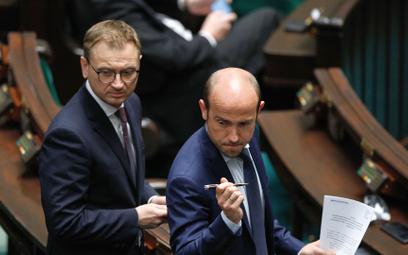 Michał Szułdrzyński: Platforma nie ma na co czekać