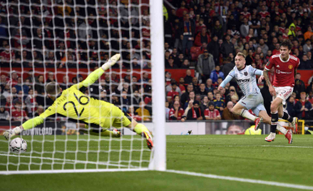 Manchester United - West Ham 0:1