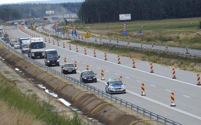 Autostrada A1 z odcinkowym pomiarem prędkości