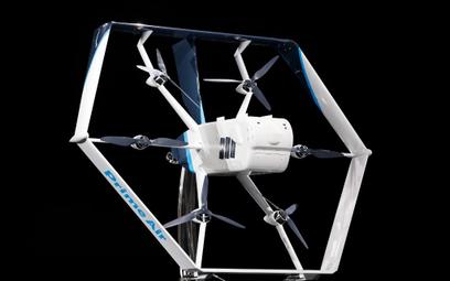 Amazon zaprezentował drona. Będzie latał jak samolot