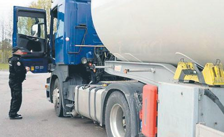 Kontroli celno-akcyzowej podlegają przede wszystkim paliwa