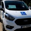 Taksówkę dla seniorów uruchomiono w Starchowicach kilka tygodni temu