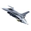 Wizja samolotu Lockheed Martin F-16 Block 70/72. Fot./Lockheed Martin.
