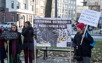 Blok węglowy w Ostrołęce był budowany mimo protestów. W końcu z inwestycji zrezygnowano, co oznacza