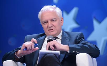 Jarosław Gowin: Zdecydowanie zbyt duży nacisk położony jest na transferowanie środków do tych grup s