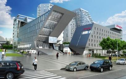 Hampton by Hilton stanie w Olsztynie