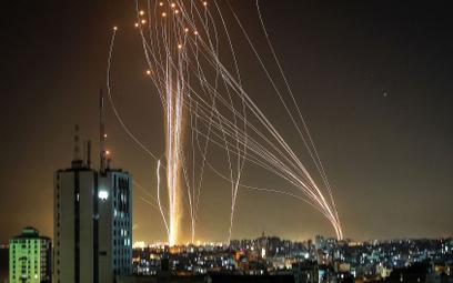 Izrael: Ponad tysiąc rakiet wystrzelono ze Strefy Gazy