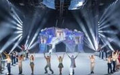 Akrobacje na lodzie: Cirque du Soleil powraca do Polski