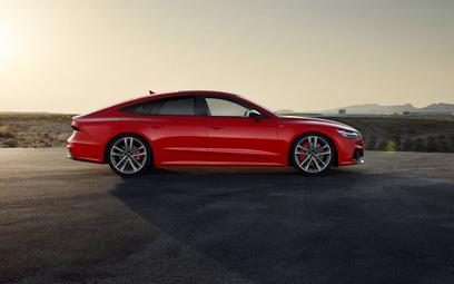 Audi A7 Sportback 55 TFSI E Quattro: Hybryda z elektrycznym zasięgiem 40 km