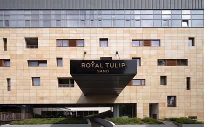 Kołobrzeski Sand zmienia się w Royal Tulip z piątą gwiazdką