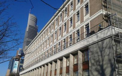 Budynek Bellony wraca do świetności