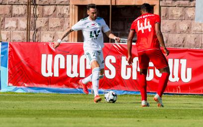 Eliminacje Ligi Konferencji: Śląsk wygrał w Armenii