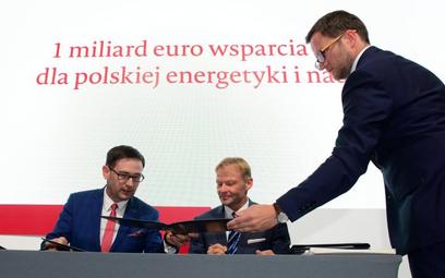 Do tej pory Energa inwestowała w dystrybucję ok. 1 mld zł rocznie, teraz dojdzie do podwojenia nakła