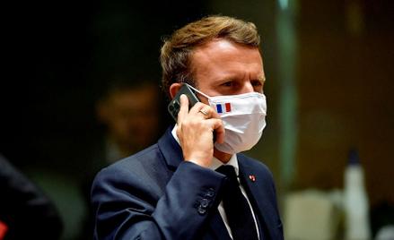 Po ataku Pegasusa Emmanuel Macron kazał zweryfikować zabezpieczenia systemów łączności
