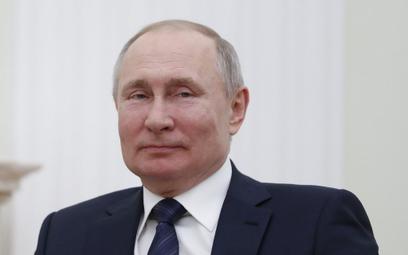 Putin chce zakazu zmniejszania terytorium Rosji w konstytucji