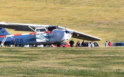 Niemcy: Samolot wpadł w grupę ludzi. Trzy osoby nie żyją