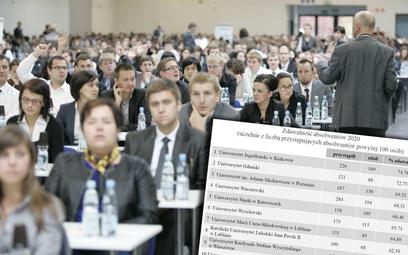 Uczelnie najlepiej przygotowujące do egzaminów na aplikacje prawnicze w 2020 roku