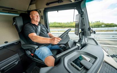 Ministerstwo Infrastruktury chce harmonogramów pracy kierowcy