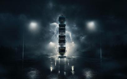 Niesamowita reklama nowych ciężarówek Volvo