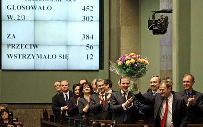 Sejm za ratyfikacją Traktatu Lizbońskiego