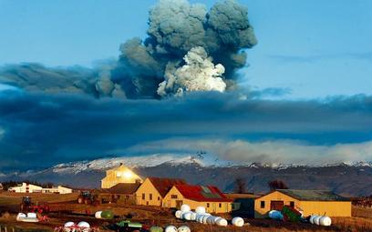 Wulkan, który zatrzymał świat: Eyjafjallajokul