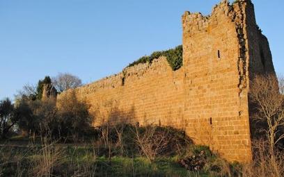 Castello di Blera koło Rzymu