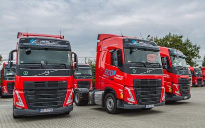 Potężny popyt na ciężarówki LNG